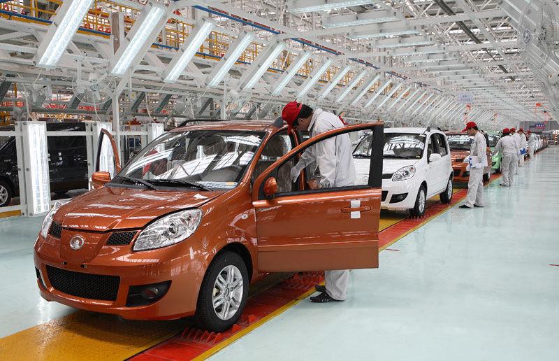 中国长城汽车走出国外 专家称出口是产业发展必然