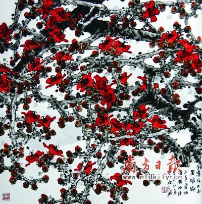 陈永锵:画画是我的生命形态
