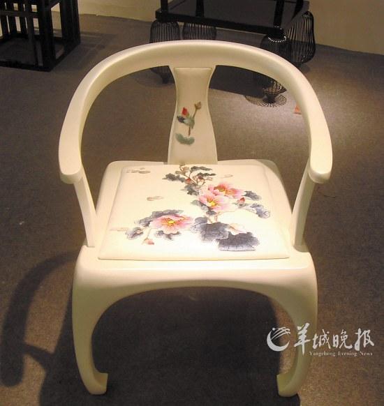 单椅子扣步骤图解