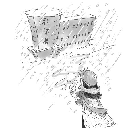 铅笔画凤凰步骤图解