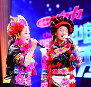 《中国梦想秀》绵羊妹妹秒杀曾轶可