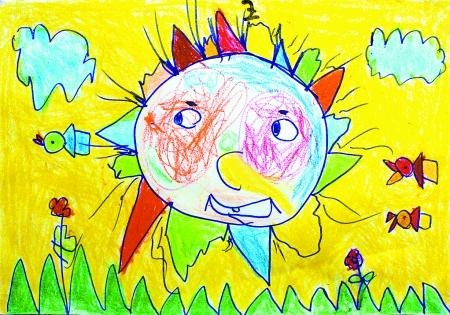 儿童画 450_315