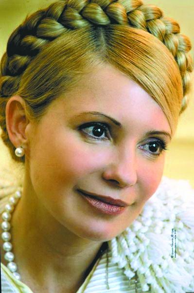 季莫申科被曝牢房热吻视频