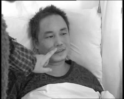 湖南一教师昏迷路边 送医后被弃垃圾堆四天(图)