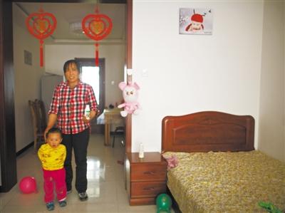 房山山区的民宅.新京报记者 周岗峰 摄   4月的一个下午,房高清图片