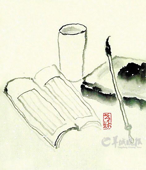 老树画话_资讯频道_凤凰网