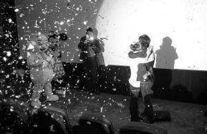 泰坦尼克上映12天沈阳影城遇4份包场求婚
