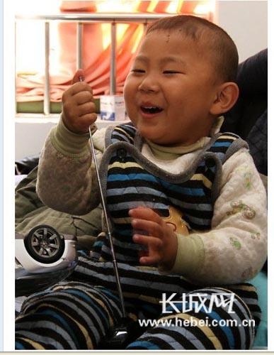 沧州:解救一名被拐儿童