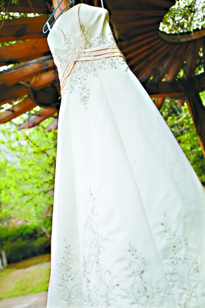 新娘子在婚纱店的番号