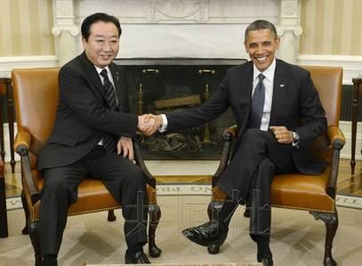 日美首脑会晤发表声明:将深化美日同盟并牵制中国