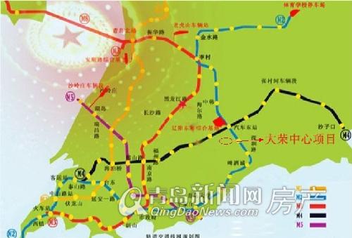 青岛地铁线路图 深圳地铁线路图 青岛地铁线路图图片