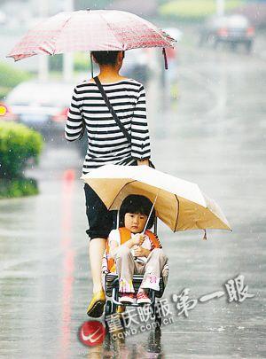 雨中男孩qq头像