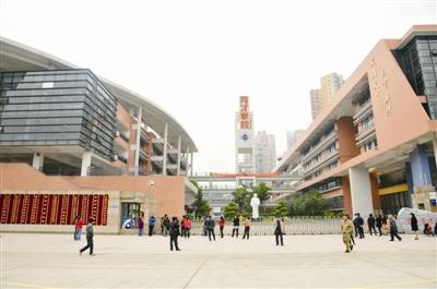 就是重庆高新区育才学校