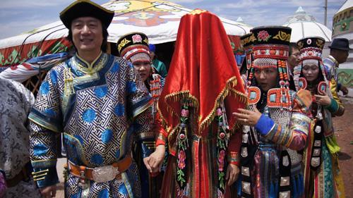 蒙古族男人的特点