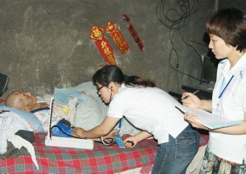 微山县医院_移动医院进微山湖区义诊公益在行动中国