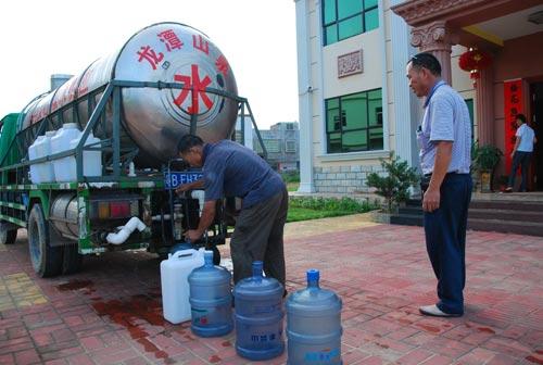 紫金蓝塘4老师居民有水难解近渴万余当广州怎样高中在的