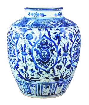 明代销往欧洲的中国瓷器