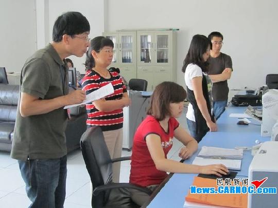 甘肃空管分局管制运行部打造安全生产月