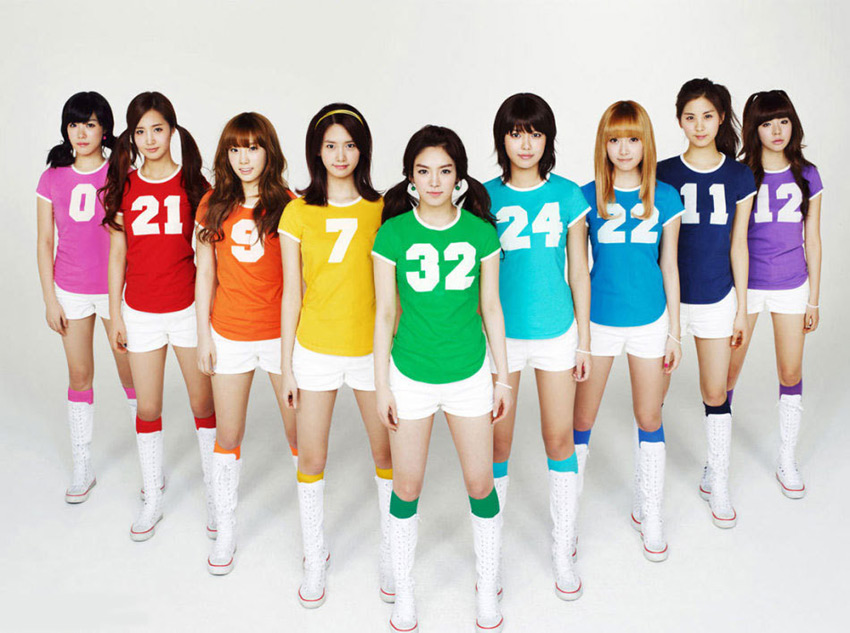 韩国女子v女子健儿助威写真经商韩国奥运(组图制服诚信图片