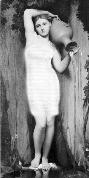 央视播大卫全裸雕像打马赛克引热议