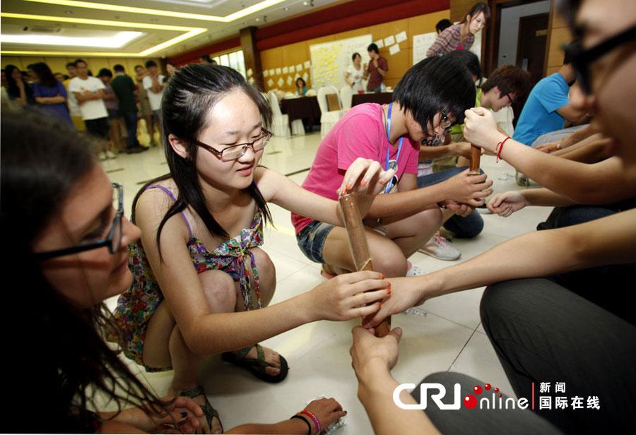 深圳首届青年性健康培训营 这个暑期大家来谈