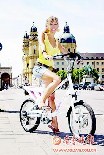 对电动自行车的定义