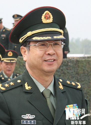 资料图:房峰辉。新华军事记者王建民摄