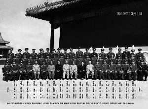 1988年恢复军衔制后为何不再有元帅和大将