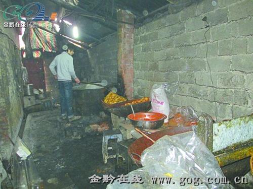 麻辣生产_空气净化工程河南郑州麻辣食品厂生产车间空