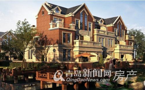 红岛御园亿路发新区别墅新闻网独家团购5万抵北京效果图世家外观自在香山图片