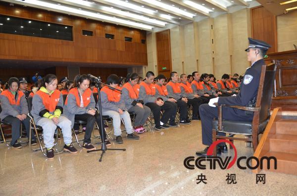9.28特大电信诈骗案开庭审理