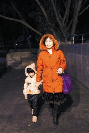 """进入""""数九""""后的北京城将在5级左右的北风中感受寒潮"""