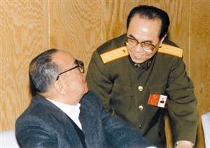 中央军委原秘书长杨白冰逝世