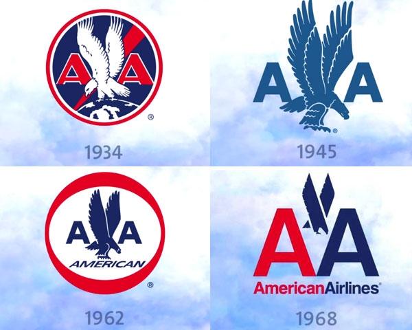 翱翔的老鹰:美国航空换新装重塑品牌形象
