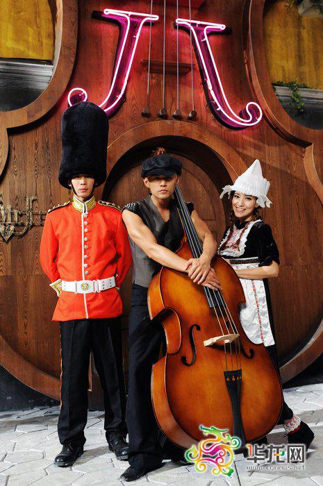 周杰伦-比较大的大提琴-mv