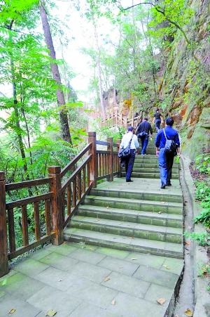 重庆南泉风景区