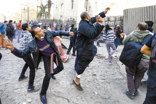 中国最新的军警冲突 图片合集