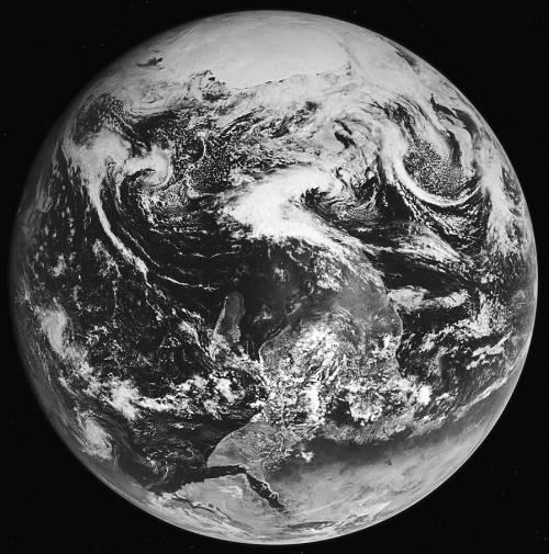 灰色地球背景素材