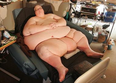 英国男子保罗·马森在减肥前的样子(资料图)