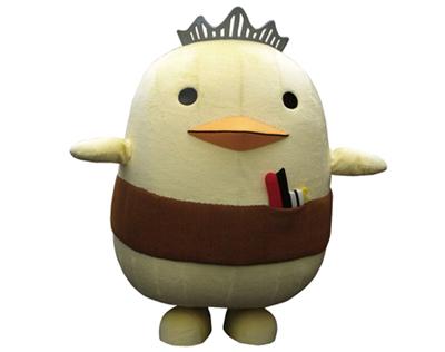 日本2012年全国吉祥物