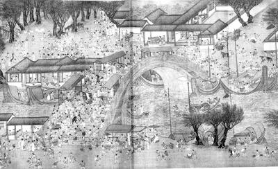 清明上河图 的历史价值是什么图片