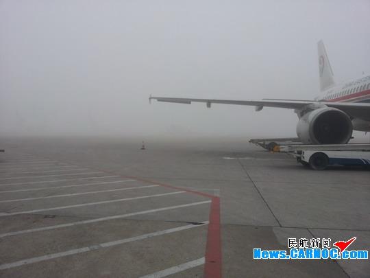 mu2178青岛—石家庄—兰州航班取消