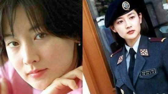 韩国中生代美女李英爱:白润气质型