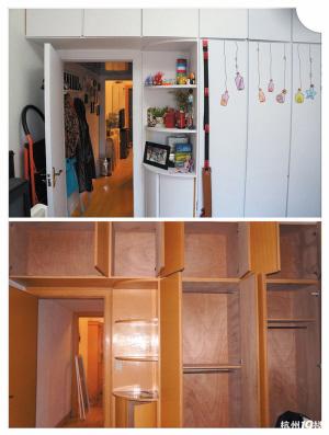 布衣柜组装步骤图图解