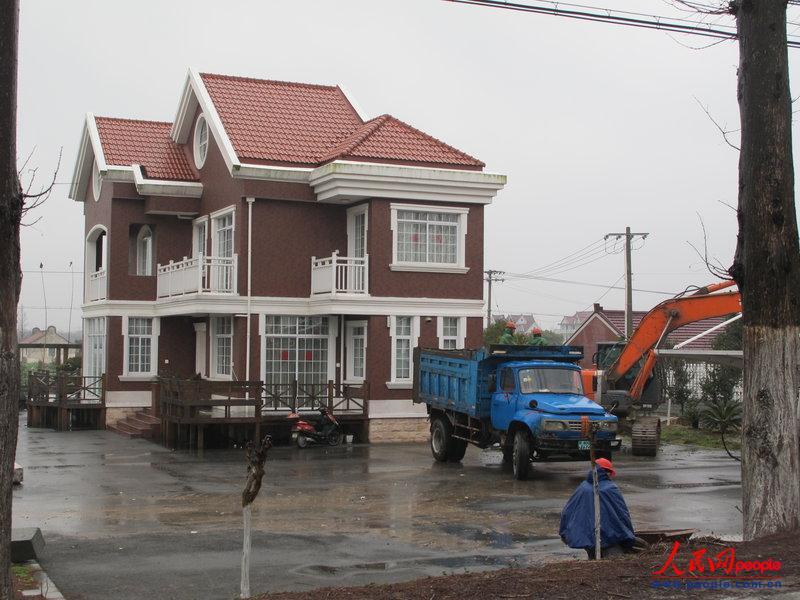 平方米的别墅!