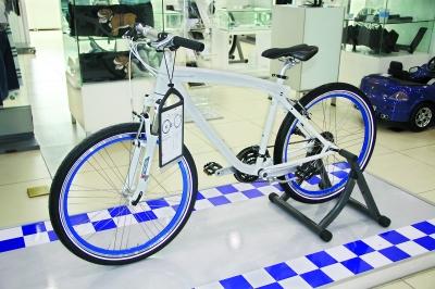 由德国知名自行车厂winora组装完成