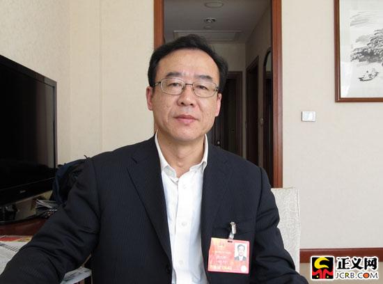 沈志刚建议立法明确检验机构食品安全隐患上报