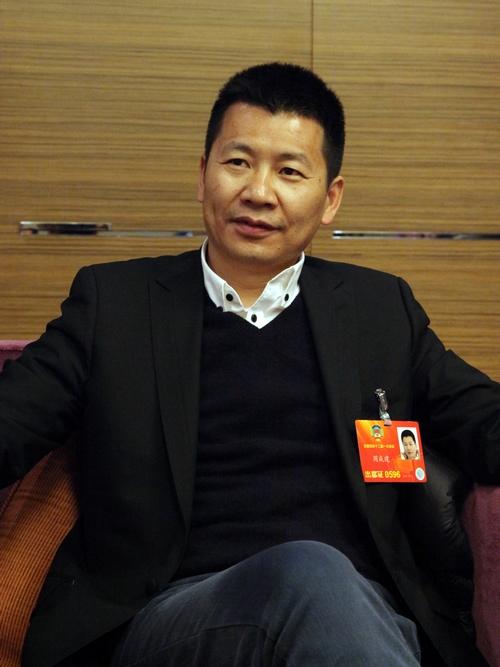 周成建,男,上海市工商联副主席图片