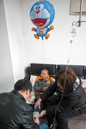 气球小孩扎法图解步骤