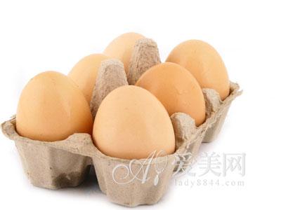 鸡蛋中间裂开素材
